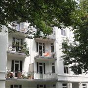Maler-für-Wedel-und-Hamburg-Aussenarbeiten-Wohnhaus-in-Winterhude-Balkone