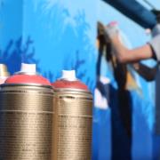 Maler Gehm in Wedel & Hamburg - Aussenarbeiten - Graffiti - Dosen