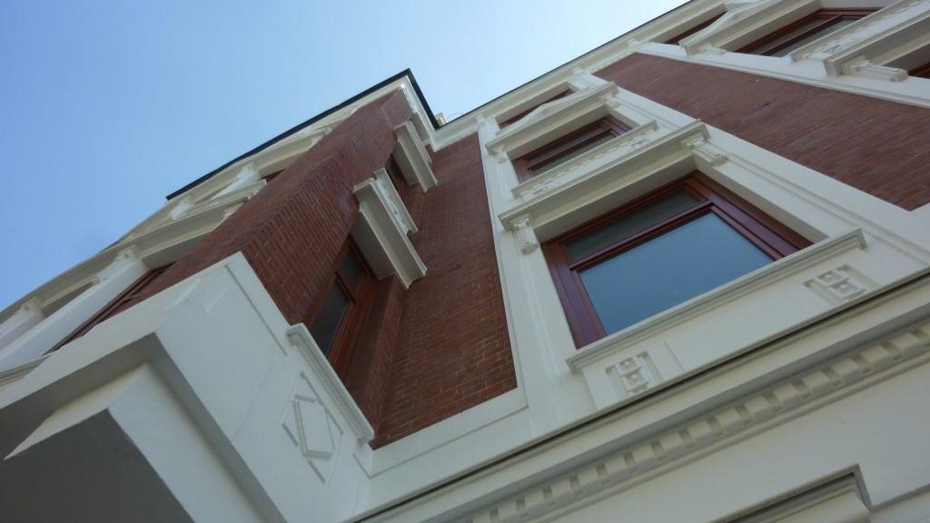 2018 11 06 Maler Wedel Hamburg Aussenarbeiten Fassade Ornamente