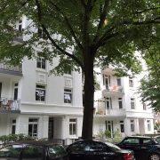 Maler-für-Wedel-und-Hamburg-Aussenarbeiten-Wohnhaus-in-Winterhude-Front