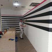 Maler-für-Wedel-und-Hamburg-Innenarbeiten-Einkaufszentrum-2